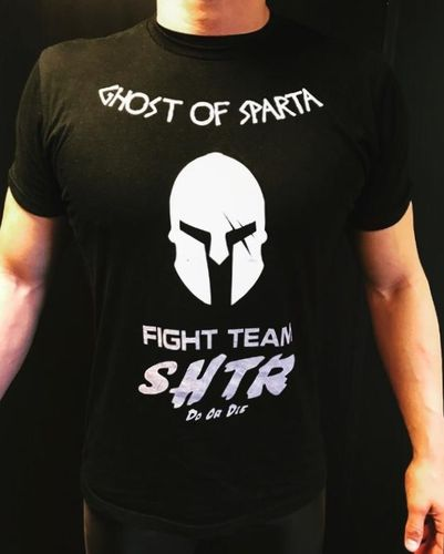 Fight Shirt Ghost of Sparta