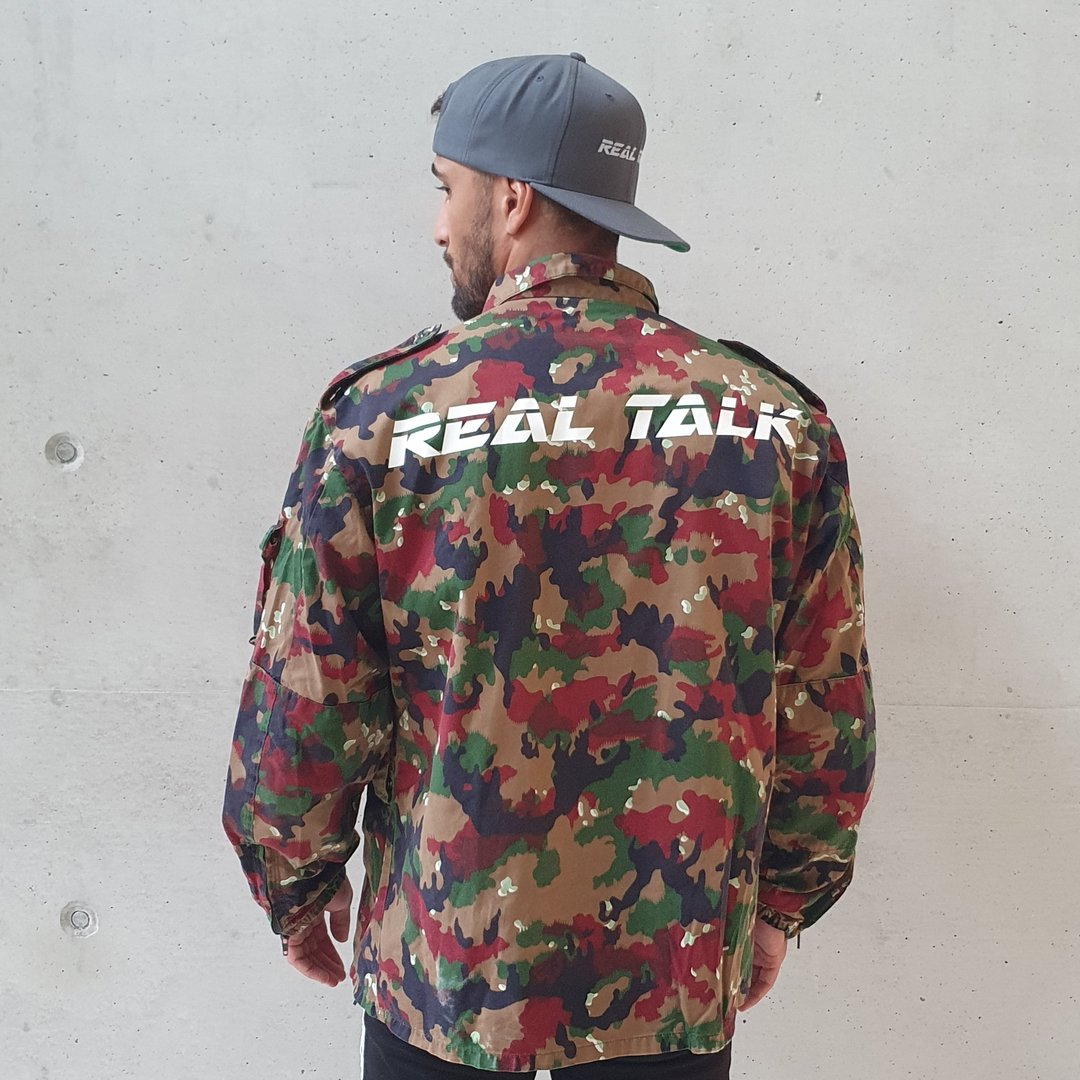 SHTR Real Talk Jacket